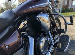 réglementatin de motos dans le Vieux-Longueuil
