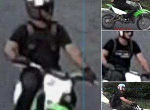Des motocyclistes responsables d'un délit de fuite recherchés à Brossard