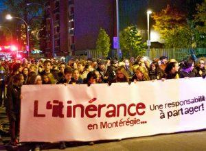Source: Page Facebook Nuit des sans-abris Longueuil
