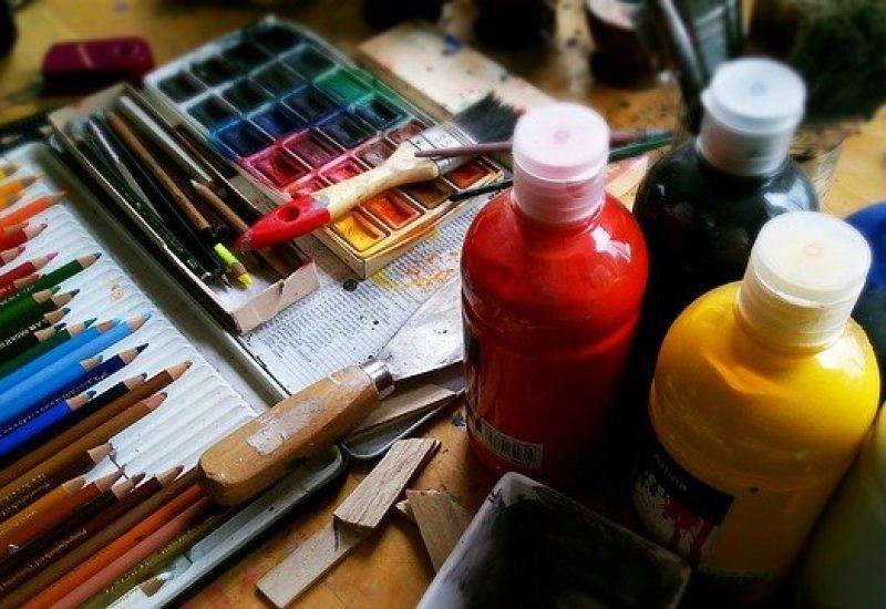 Oeuvres artistiques peinture