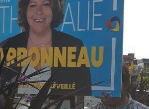 Des pancartes électorales dangereuses pour les non-voyants