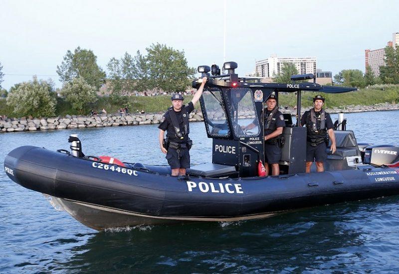 Les patrouilleurs nautiques du SPAL