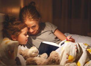 La lecture peut être initiée à un très jeune âge. Photo: Ville de Boucherville