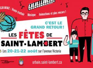 Retour des Fêtes de Saint-Lambert pour l'année 2021