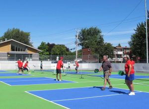 Photo: Club de pickleball de Longueuil