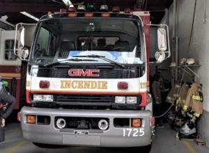 pompiers Candiac