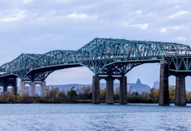 La déconstruction du pont Champlain se poursuit jusqu'en 2025