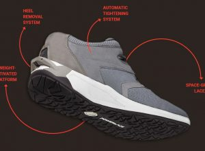 Powerlace livre ses premières chaussures auto laçantes ce mois-ci