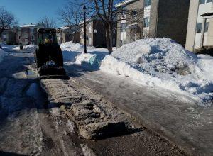 Des pulvérisateurs pour casser la glace à Saint-Constant