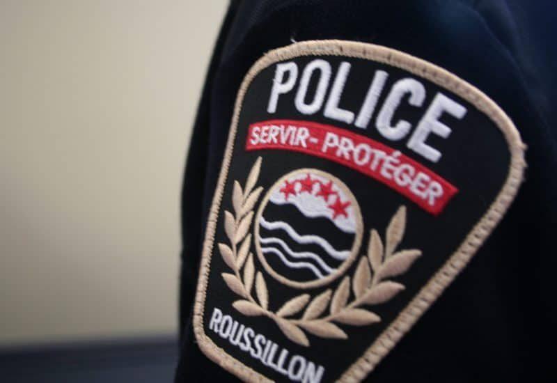 Opération policière sur le territoire de la Régie intermunicipale de police Roussillon