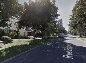 À cause du non-respect des limitations de vitesse, Jean-François Cloutier, résident de Saint-Bruno, juge la rue Edgewood trop dangereuse.