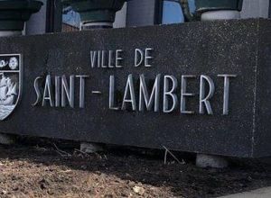 Plus de subventions pour Saint-Lambert