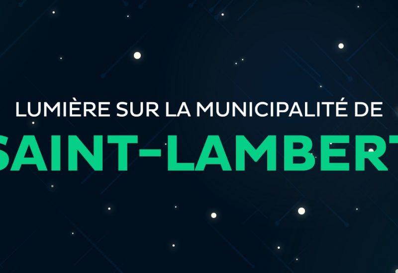 Saint-Lambert veut refondre son Plan d'urbanisme