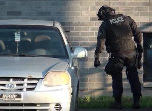 Importante saisie de stupéfiants lors de perquisitions par les policiers