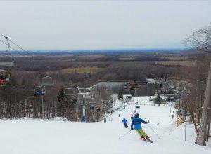 Photo: Ski Saint-Bruno