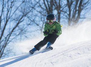 Un nouveau parcours pour débutants à Ski Saint-Bruno