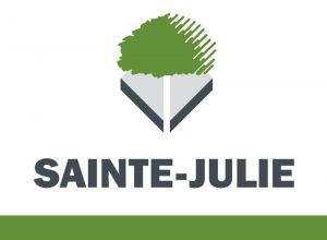 logo de la ville de Sainte-Julie