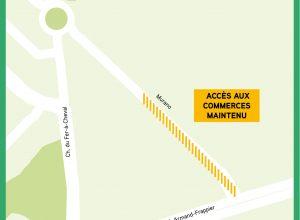 Travaux de réfection de rues qui modifient la circulation à Sainte-Julie