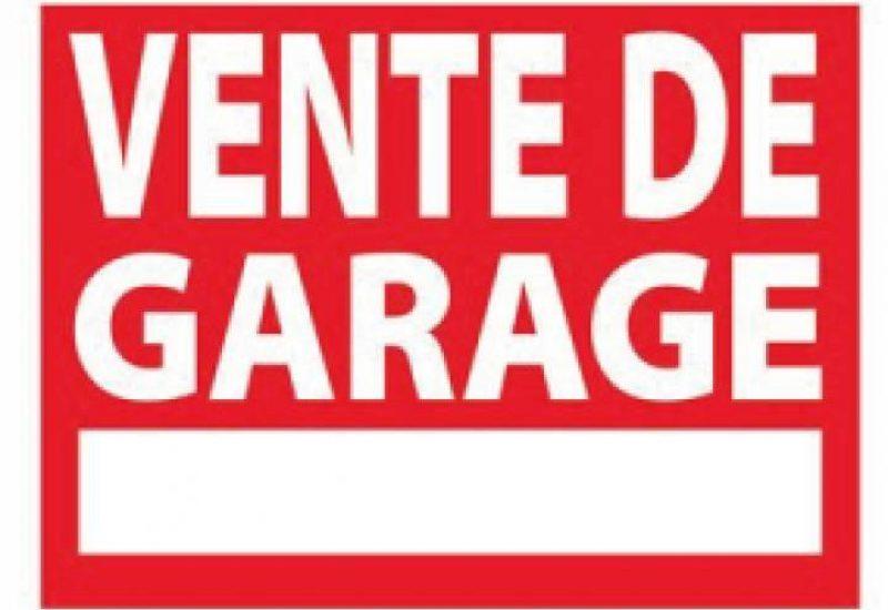 Des ventes-débarras supplémentaires à Saint-Bruno cet automne