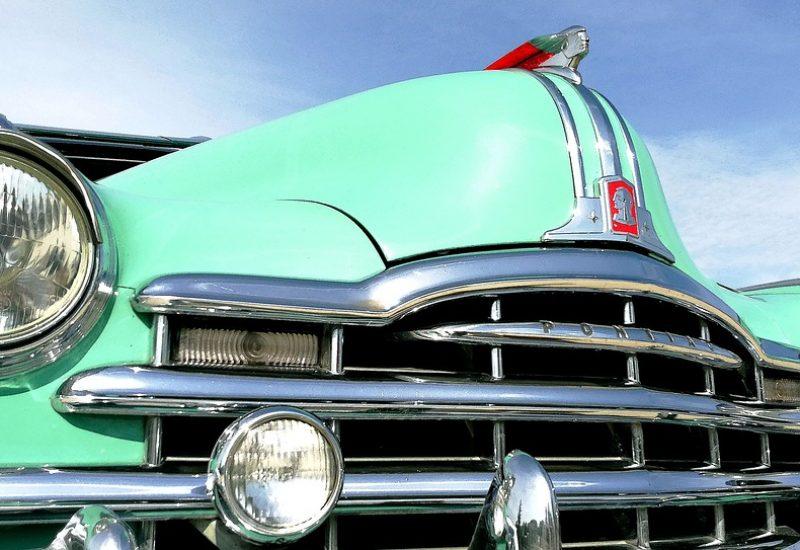 vieille auto